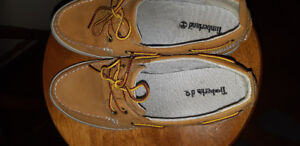 Timberland boat shoes Ladies