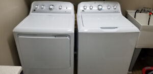 HD GE Washer & dryer 2yrs 4 months old like new $600 or B/O