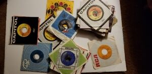 Wanted: Will pay fair price for Vinyl Records - 45s Only.