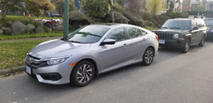New Honda Civic 2018 Lease Takeover