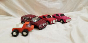 Collection of Small Vehicles