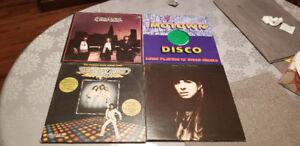 Disque vinyles 45 tours