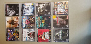 Playstation 3 - Lots of good games, two controllers