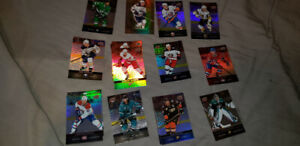Hockey card doubles looking for trades