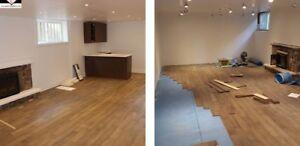 Flooring (tiles, hardwood, ceramic, laminate) – Free Estimate