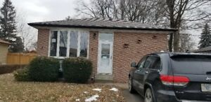 3 Bedroom Main Floor Desirable Whitby Neighbourhood