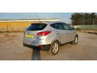 2012 Hyundai Ix35 1.7 CRDi Premium 2WD 5dr SUV Diesel Manual