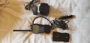 Cobra VHF marine radio