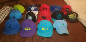 Youth fitted hats