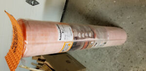 Schluter system ditra tile underlay membrane, approx 30sf.