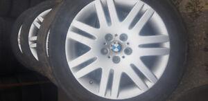 $500 - 4 BMW sport rims R18