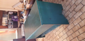 Hanging Solid Pine Filing Cabinet