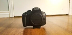 Canon t5 kit with 50 f/1.8 and 75-300 f/4-5.6