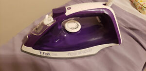 Tefal fastglide steam iron