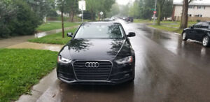 Low KMs 2015 Audi A4 S-line Progressiv Plus *Extended Warranty*