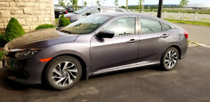 Looking to sub lease my 2016 Honda Civic EX