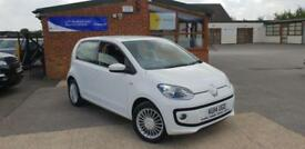2014 Volkswagen up! 1.0 ( 75ps ) ASG High Up NEW SERVICE AUTOMATIC LOW MILAGE