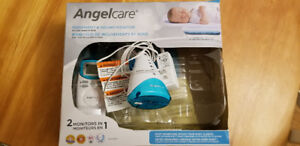 ANGEL CARE MOVEMENT AND SOUND MONITOR GREAT CONDITION