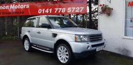 Land Rover Range Rover Sport 2.7TD V6 auto 2008 HSE
