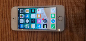iPhone 5s White CARRIER UNLOCKED -- 10/10 Condition 16 GB