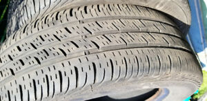 set of Continental Tires 185/65R15