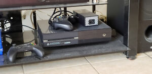 XBox One Console with extra controller and 8 Games - $500 OBO