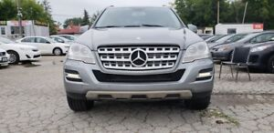 2011 Mercedes-Benz M-Class Clean Carproof |Navigation | Backup C