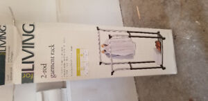 Tringle porte vetement  - garment rack