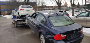 Easy cash for your OLD, DAMAGED, JUNK or Wrecked CAR.. Free Tow