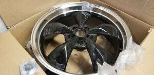 "20"" x 8.5""  5x114.3/ 5x4.5american racing wheels"
