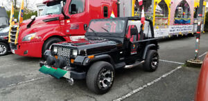 1993 Jeep Wrangler YJ Other
