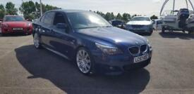 BMW 520 2.0TD 2008MY d M Sport £4995 FINANCE AVAILABLE