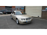 2003 53 ROVER 75 1.8T CLUB SE,MANUAL,55000 MILES WARRANTED..