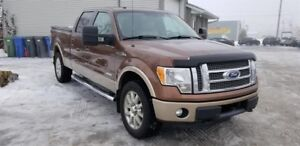 Ford F-150 4WD SuperCrew 2011