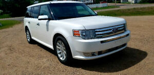 2009 FORD FLEX SEL AWD LOW MILES