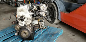 Honda Civic 96-00 1.6L Non-Vtec Engine with 5 speed Maual Trans