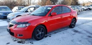 2008 Mazda 3 Sedan *** Power Opts, AC, Cruise ***