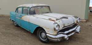 1956 PONTIAC CHIEFTAIN 265V8 $2500