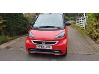 Smart fortwo 1.0 ( 84bhp ) Softouch 2014MY Grandstyle Plus