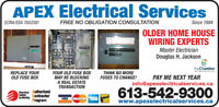 Selling!  replace your fuse box to breakers pay after it sell!