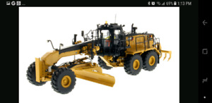 Looking to buy any 1:50th diecast scale construction equipment