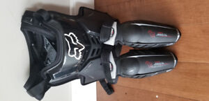 Brand new youth chest protection Dirt bike