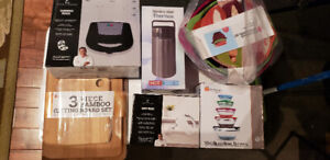 Kitchen Chef Prep/Mixing Package, Brand New