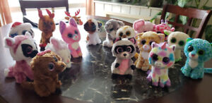 Collection of Beanie Boos
