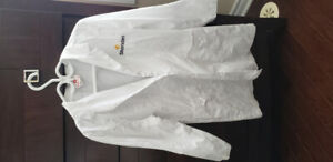 Sheridan lab coat