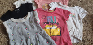 Girls clothing 18 months to 2t