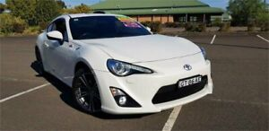 2016 Toyota 86 ZN6 GTS Crystal Pearl 6 Speed Sports Automatic Coupe Mount Druitt Blacktown Area Preview