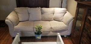 3 Seat Sofa very comfortable in great condition
