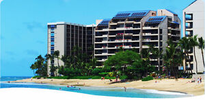 3-BR SANDS OF KAHANA ocean front resort MAUI