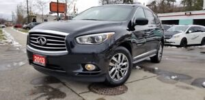 2013 Infiniti JX35 AWD 4dr|NAVI|REAR CAM|LEATHER|FULLY LOADED